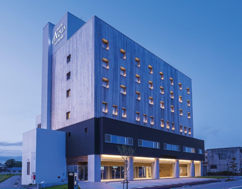 ホテル アクア黒部